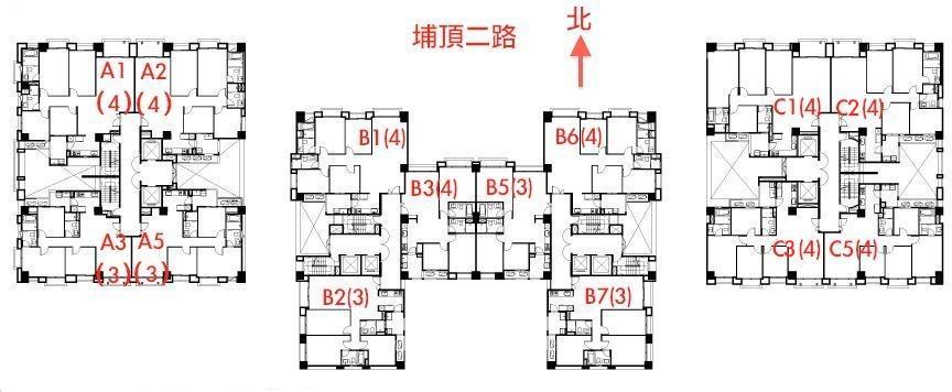 惠宇全區圖