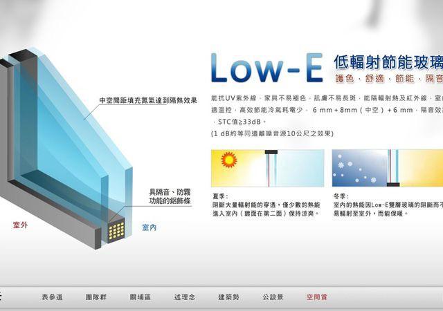 東方文華LOW-E玻璃