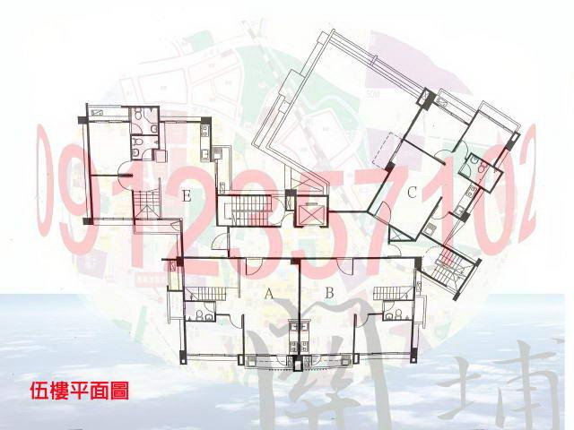 五樓平面圖-640x480